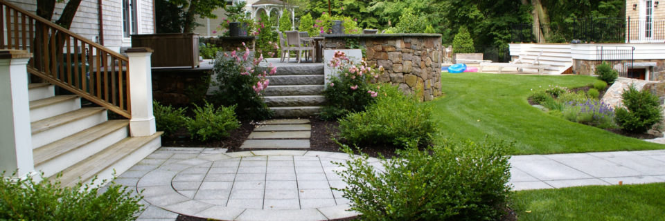 We design, build and maintain beautiful landscapes